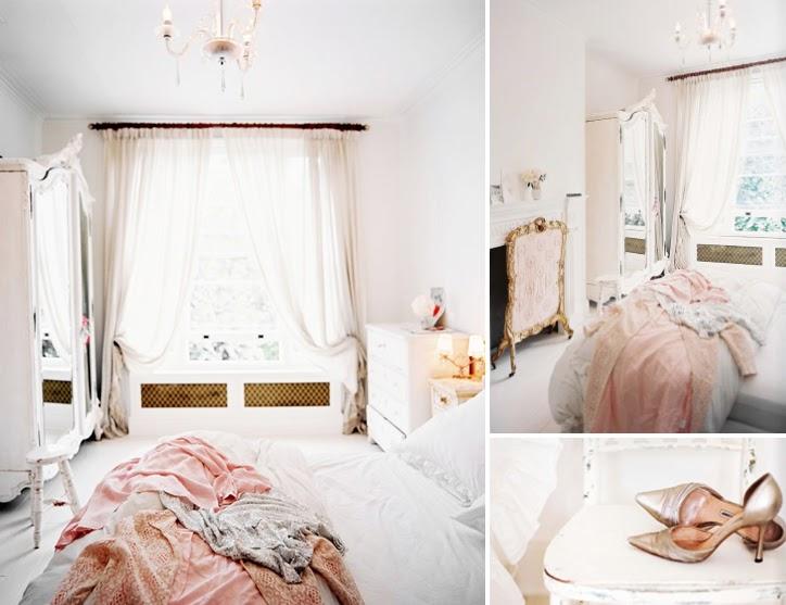 Elle oh feminine delicates Rachel ashwell interiors