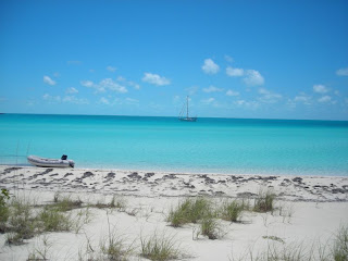 lunch stop - Great Guana Cay