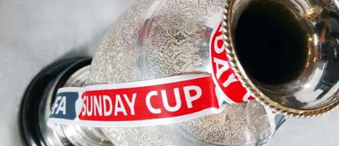 The FA Sunday Cup blog