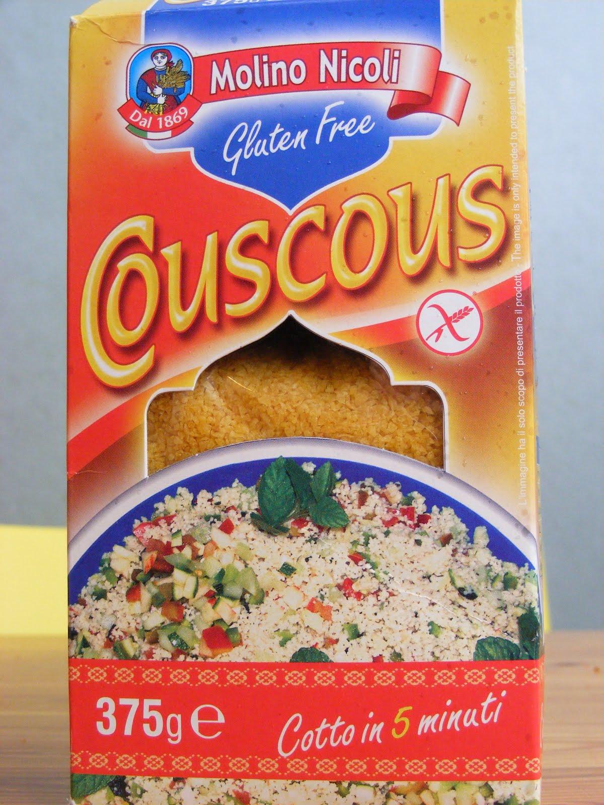 innehåller couscous gluten