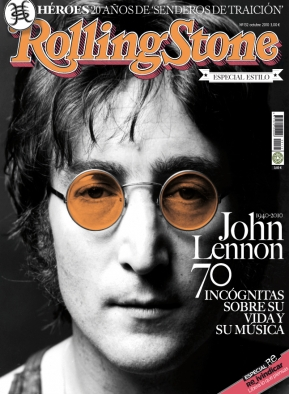 1 portada revista rolling stone: