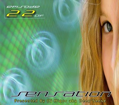 Dj Higor - Trance Sensation 22 [Extend Edition] Ep22