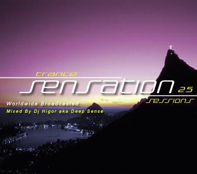Dj Higor - Trance Sensation 25 [Extend Edition] Ep25