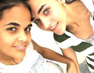 Murdered sisters Sarah and Amina Said
