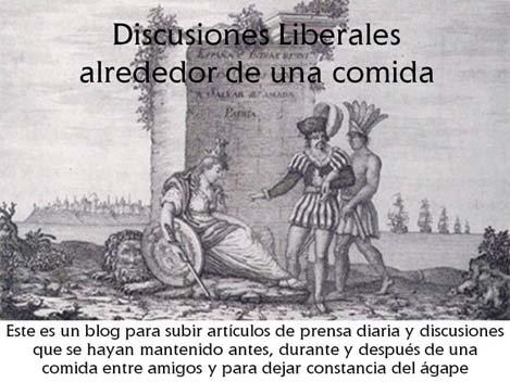 Discusiones Liberales