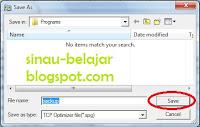 Atasi Internet Yang Lambat Dengan TCPOptimizer