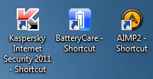 Hilangkan Kata Shortcut Di Desktop Windows 7