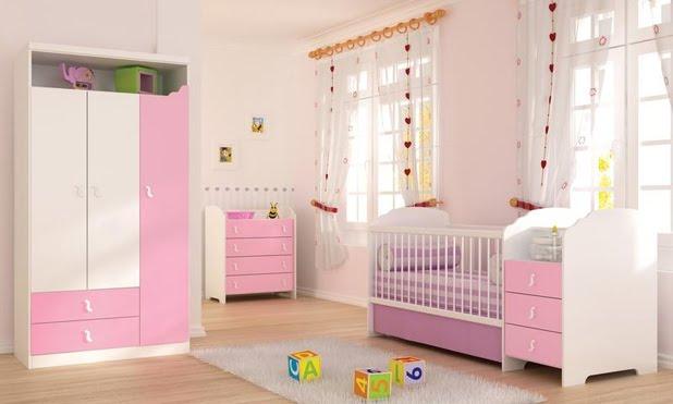 decoracao alternativa de quarto infantil:Alternativas de Decoração Quarto Bebé