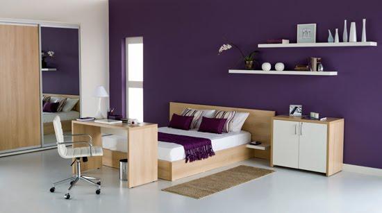 Personal Home Stylist Cores da Vez 2010 ROXO