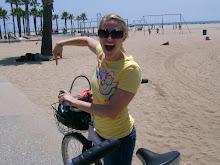 My bike has a basket!!!