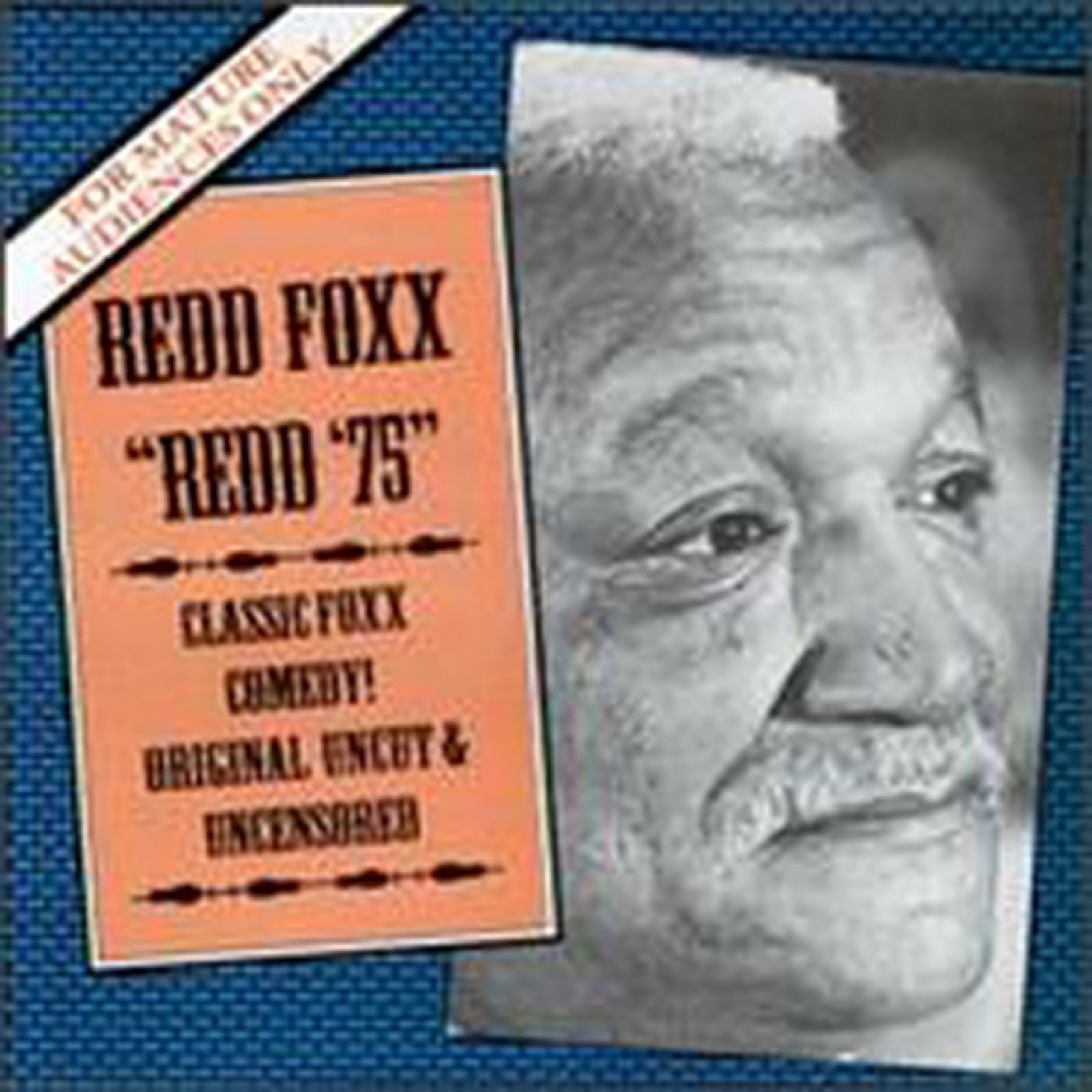 Redd Foxx - Pass The Apple, Eve Part Two