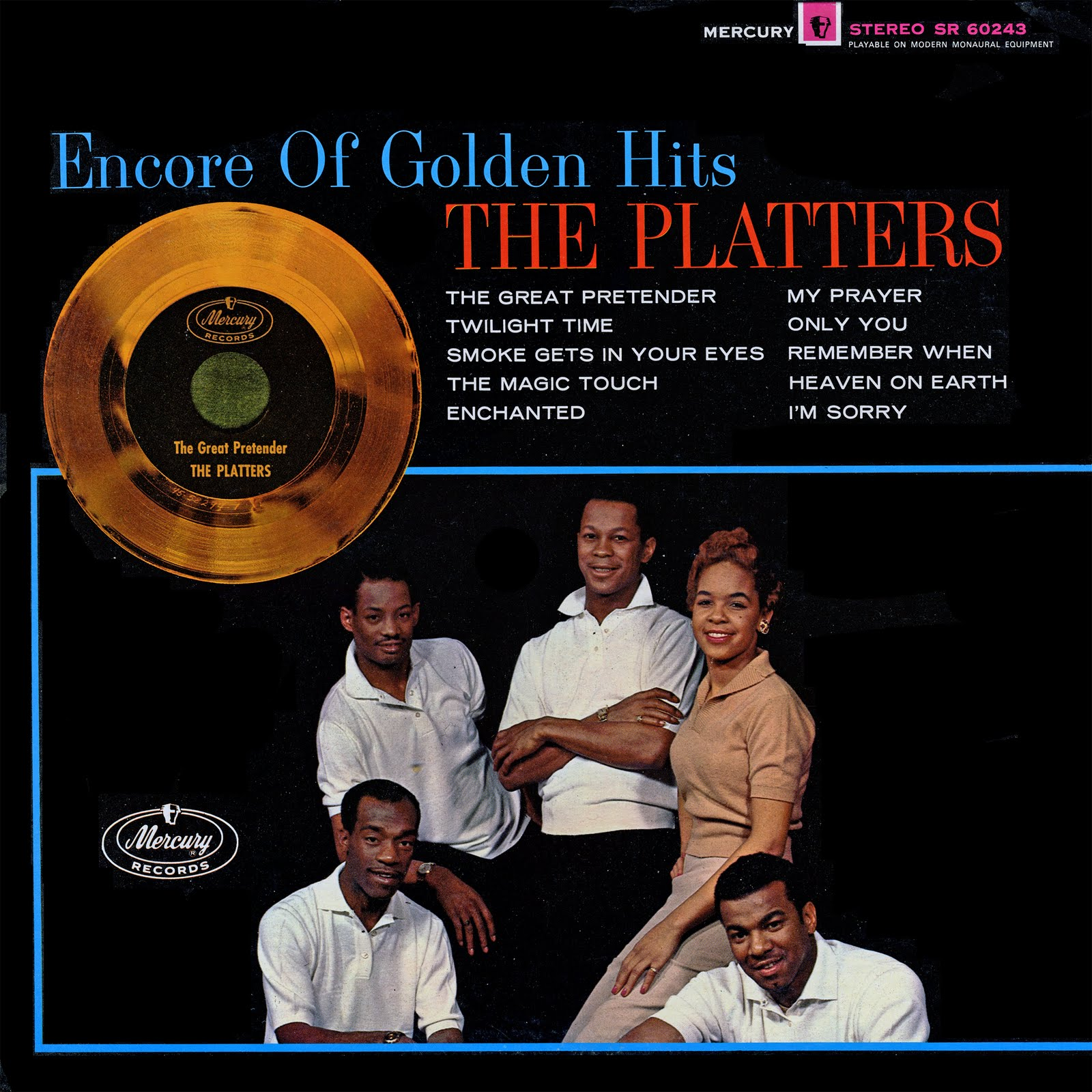 I Got Your Back Platters Encore Of Their Golden Hits 1960