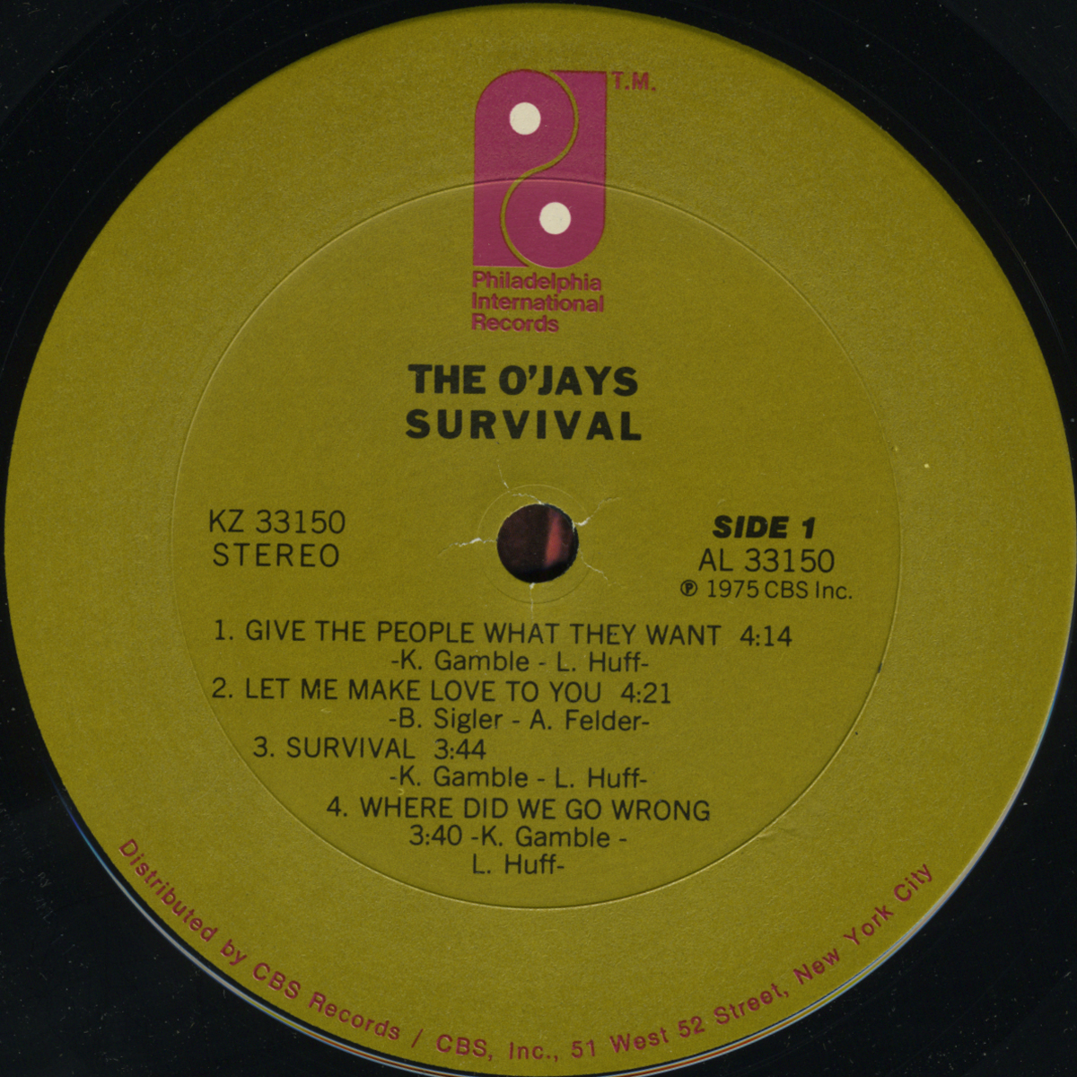 The OJays Survival