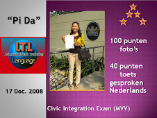 "Congratulation to ""Pi Da"" for 100 % (foto's score)"