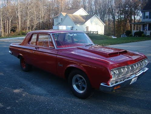 Understand 1964 Plymouth Savoy For Sale