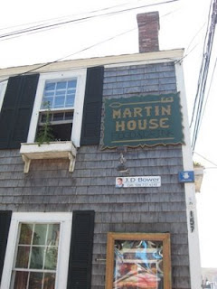New England Folklore A Haunted Restaurant In Provincetown