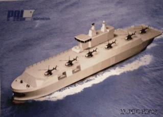 kapal induk indonesia