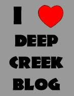 I Love Deep Creek Blog