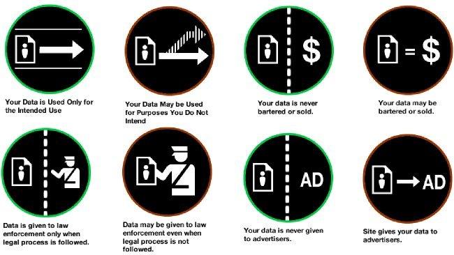 Iconos Mozilla