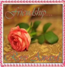 The Friendship Rose Award