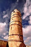 Minaret in the citadel
