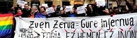 2010-01-09 . ARGAZKIAK > ELKARRETARATZEA DONOSTIAN