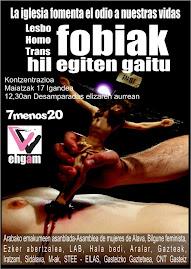 2009-05-17 . Gasteiz > ELKARRETARATZEA