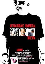 """2009-05-23 . Donostia > """"INTRAGENEROKO INDARKERIA"""" TAILERRA"""