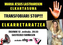 2009-06-12 . Gasteiz > ELKARRETARATZEA