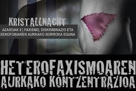 2009-11-09 . ELKARRETARATZEA BILBON