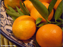 Tangerines from my tree