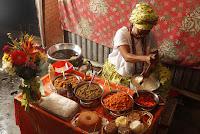 acarajé, nega teresa, baiana, santa teresa, gastronomia de rua, comida de rua, culinária, culinaria