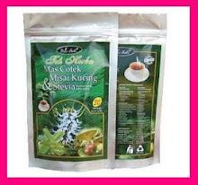 Teh Herba Stevia + Mas Cotek + Misai Kucing ( THSMM)