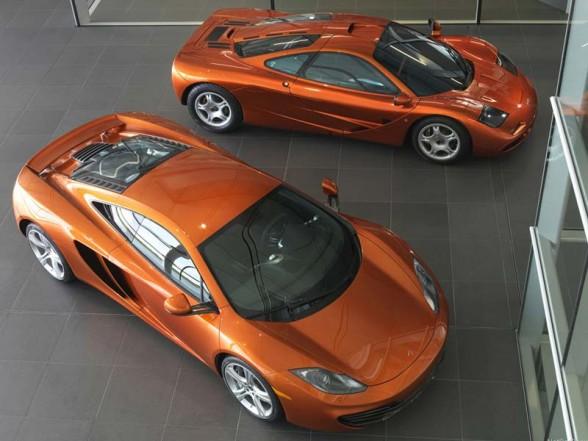 f1 wallpapers. Orange McLaren F1 Wallpapers