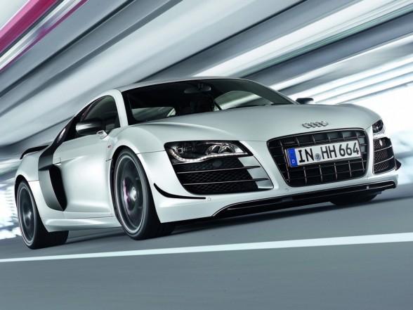 Audi R8 Gt 2011. Audi R8 GT 2011 Luxury Sport