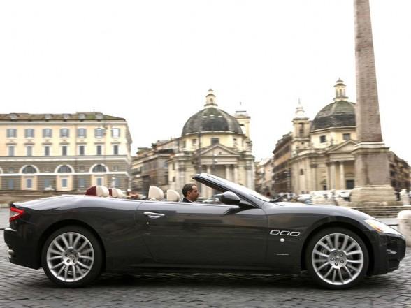 Maserati+grancabrio+2011