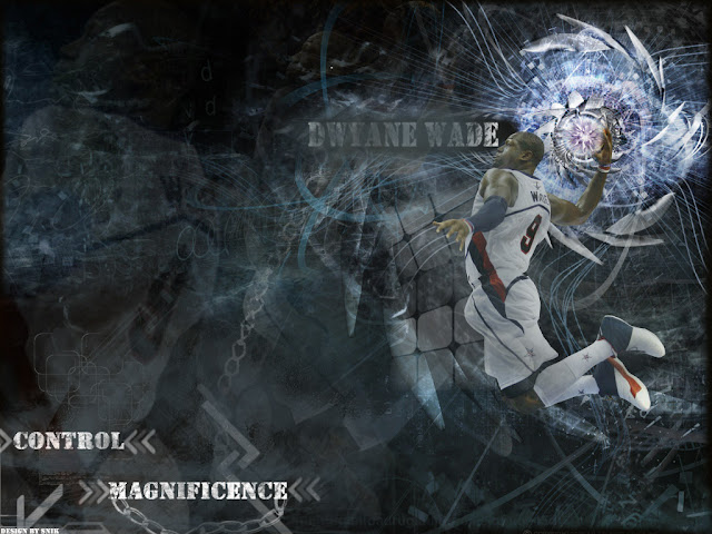 dwyane wade wallpaper. Dwyane Wade Dunk Wallpaper