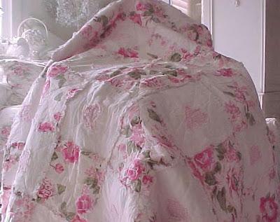 bag, but a sweet rag quilt