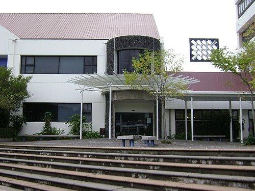 Dunedins OT campus
