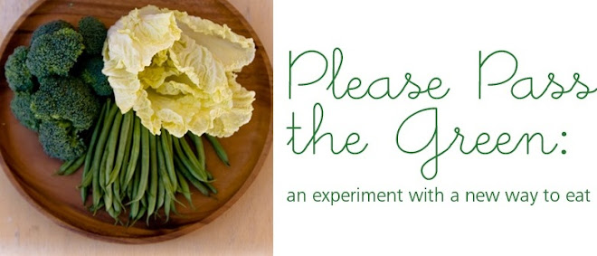 Please Pass the Green: An Experiment with a New Way to Live for Healing Mind Body & Spirit