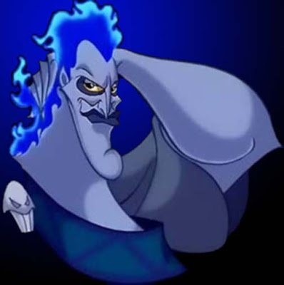 Les Personnages. 1hades