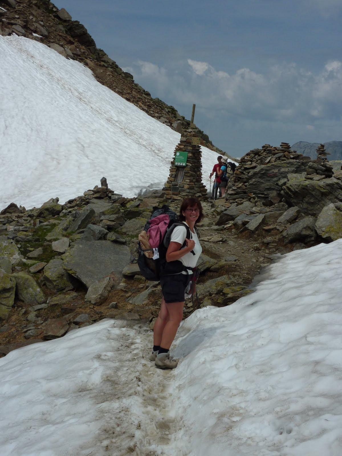 le cloblog c est le p 233 rou tour du mont blanc etape 1