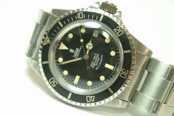 Australia vintage watch thingy early 1960s rolex tudor - Tudor dive watch price ...
