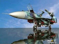 Sukhoi su-33.FlankerNaval
