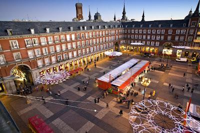 El trolley de nieves 11 01 2010 12 01 2010 - Mercadillos madrid capital ...
