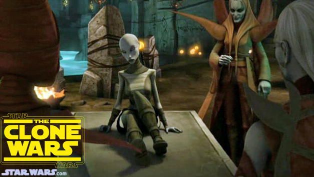 "Star Wars: The Clone Wars - ""Nightsisters"""