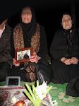تحویل سال نو مقابل زندان کرمانشاه