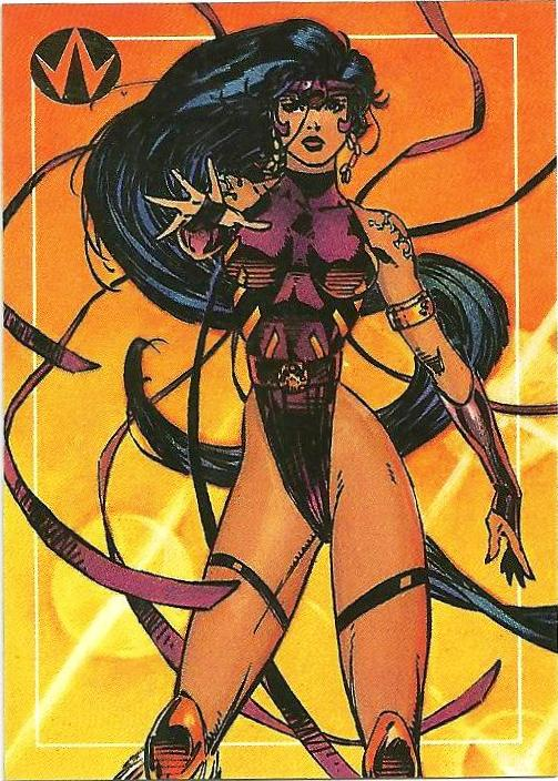 A Pack To Be Named Later: 1993 Topps Jim Lee's WildC.A.T.S ...
