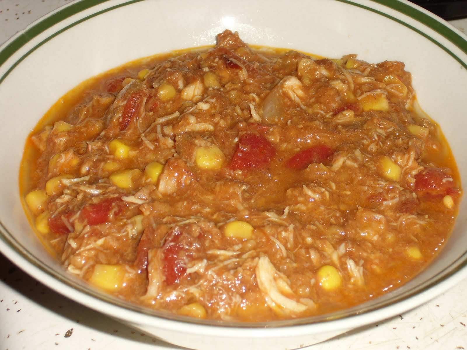 Brunswick Stew - The Easy Way