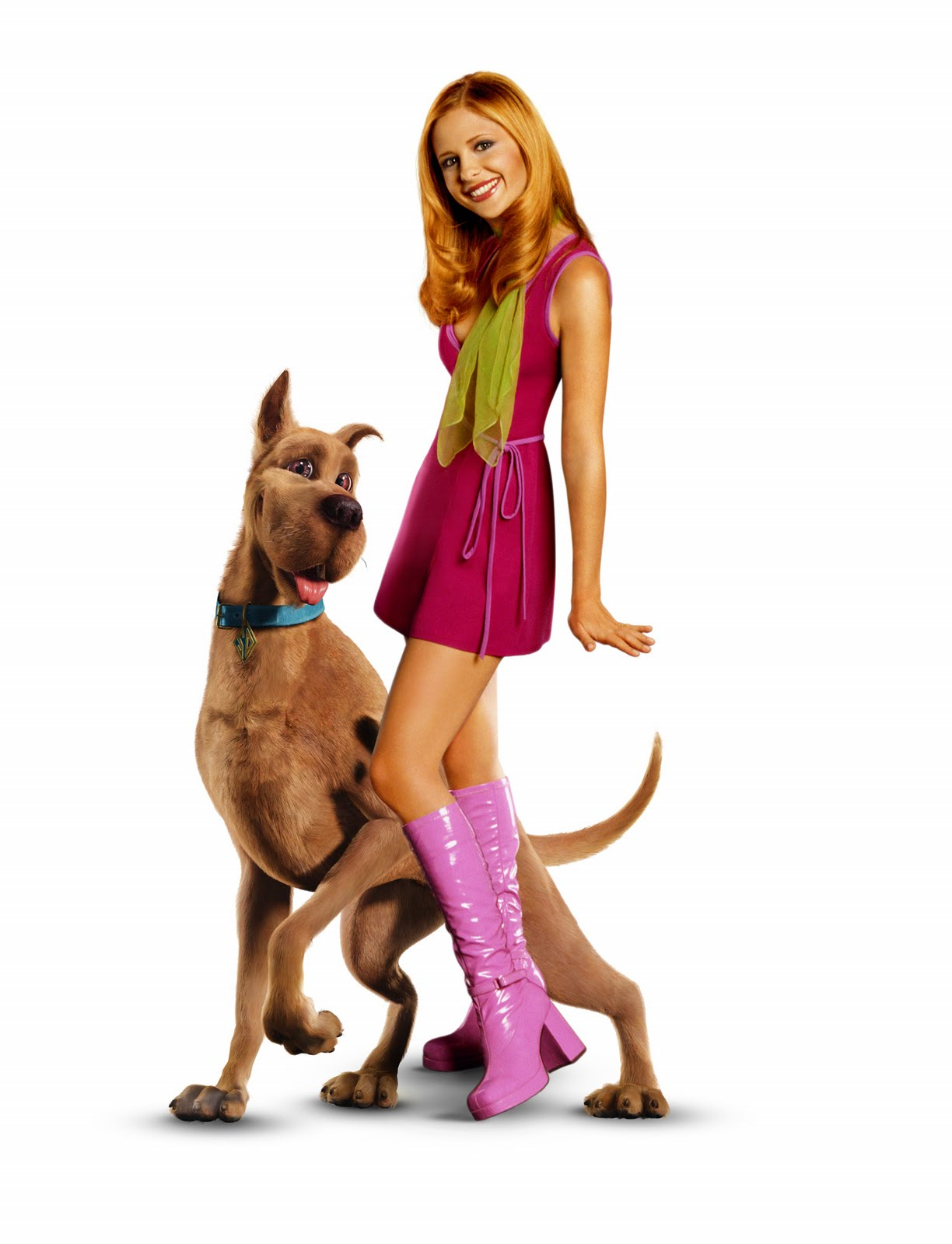 Buckles n 39 boots september 2010 - Scooby doo daphne ...